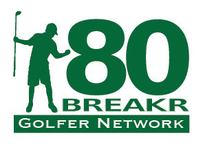 80BREAKR golf course push notifications to the 80BREAKR golfer network