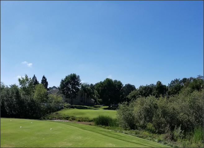 Palacio Par 3: 80BREAKR golf improvement gps golf app